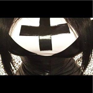 🖤PVC NUN outfit.🖤